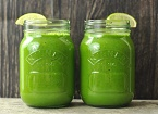 Carta de Green Juice